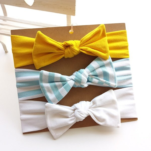 Bows 3 Pack Pre-Tied